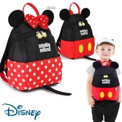 【優貝選】迪士尼 可愛米奇米妮造型後背包 幼童背包