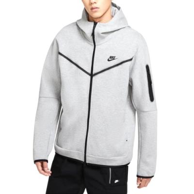 NIKE 連帽外套 休閒 運動 男款 灰 CU4490063 Sportswear Tech Fleece