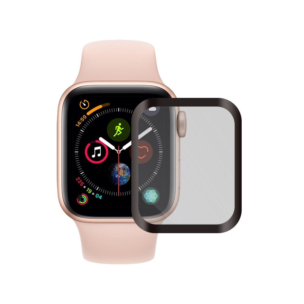 Metal-Slim Apple Watch Series 4 40mm 全膠滿版保護貼