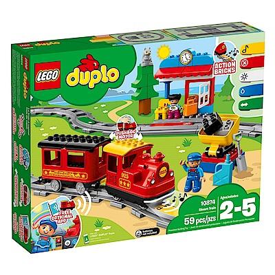LEGO樂高 得寶系列 10874 蒸汽列車