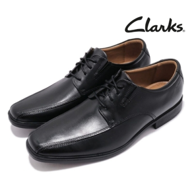 Clarks 皮鞋 Tilden Walk 正裝 西裝 男鞋