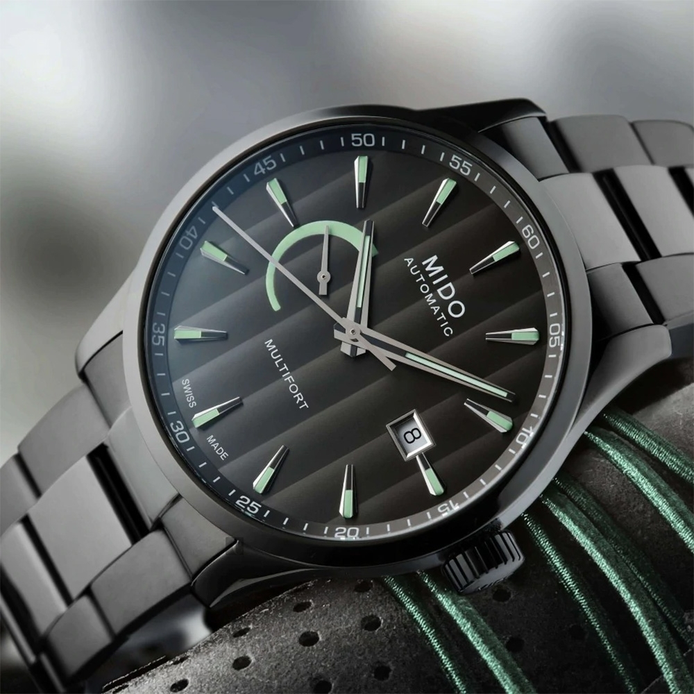MIDO美度 Multifort 動力儲存機械錶-42mm  M0384243306100
