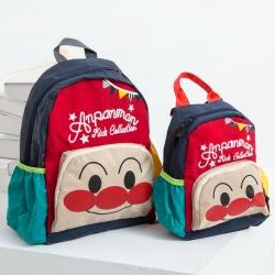 【優貝選】小童/大童 麵包超人 兒童背包 休閒後背包