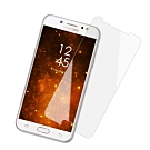 三星 J7+非滿版半屏高清透明 9H鋼化玻璃膜 手機螢幕保護貼