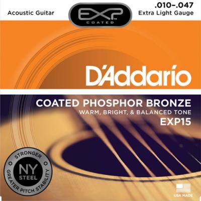 DAddario DDXF-EXP15 民謠吉他套弦