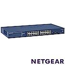 NETGEAR GS724T 24埠 Giga智能網管交換器