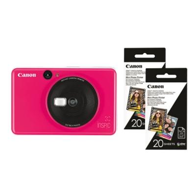Canon CV-123A 即影即印相印機 (公司貨) 贈40張相片貼紙
