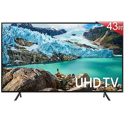 SAMSUNG三星 43吋 4K UHD連網液晶電視 UA43RU7100WXZW