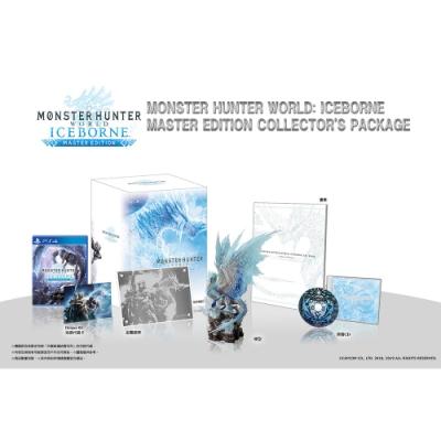 魔物獵人 世界:Iceborne 主程式同梱典藏版 -PS4 中文版