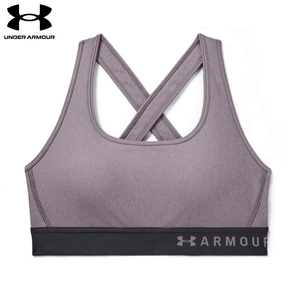 【UNDER ARMOUR】女 Armour中衝擊運動內衣