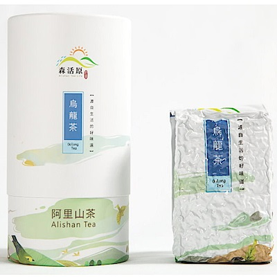 森活原-阿里山高山烏龍茶150G/罐裝