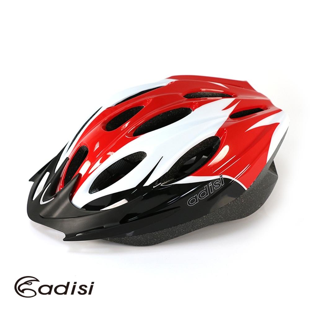 ADISI 自行車帽 CS-1700 紅