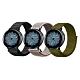 Samsung Galaxy Watch 40/42/44mm通用 尼龍織紋回環錶帶 product thumbnail 1