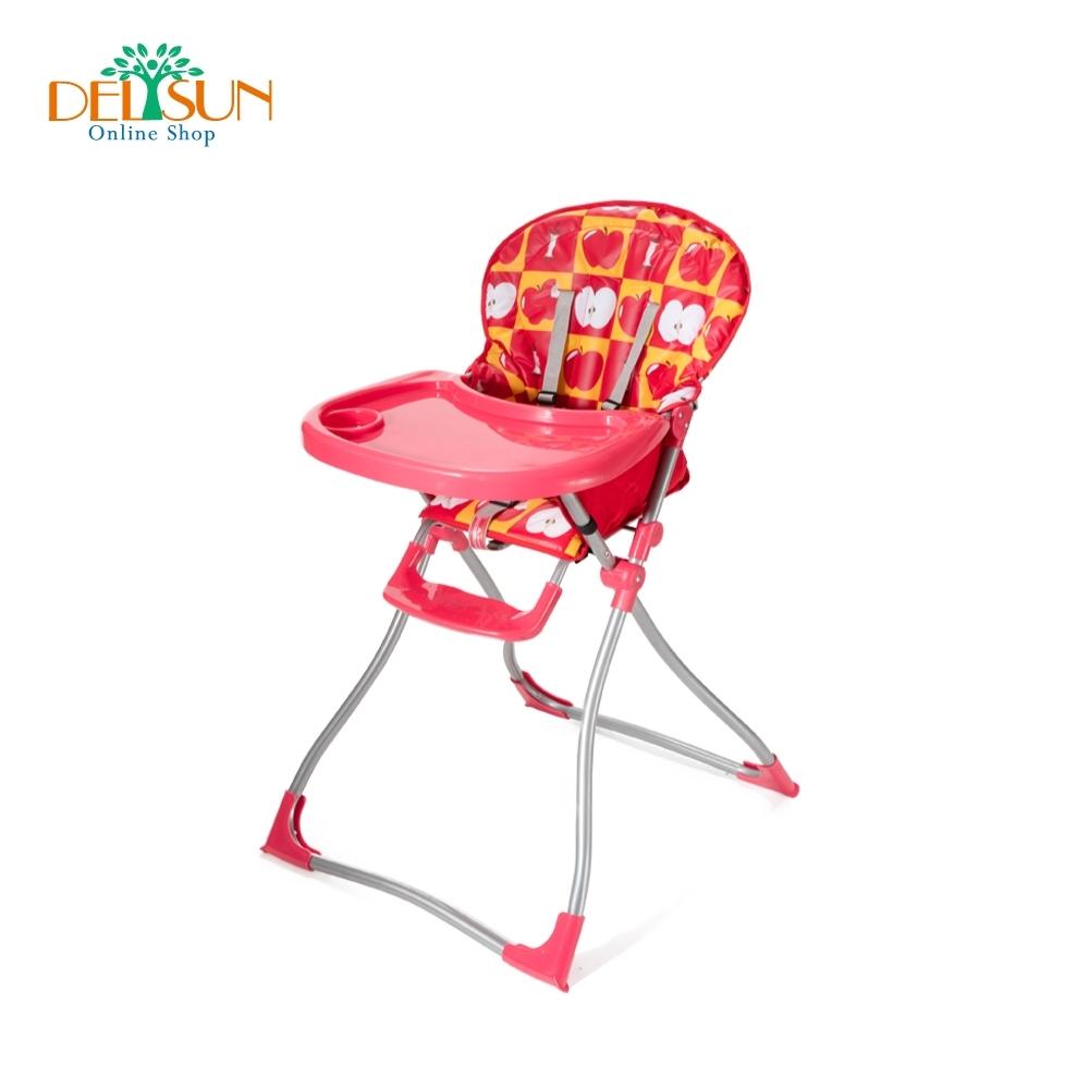 DELSUN 簡易高餐椅 product image 1