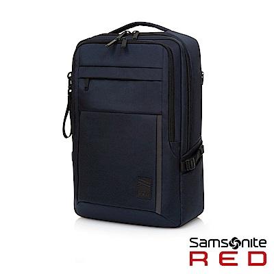 Samsonite RED PLANTPACK 2 輕量簡約筆電後背包L15.6(海軍藍)