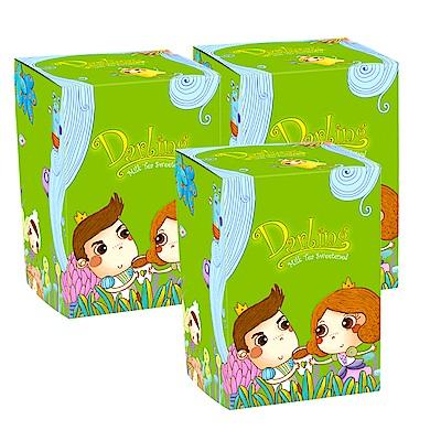親愛的 泡沫奶茶(20包X3盒)-贈馬克杯