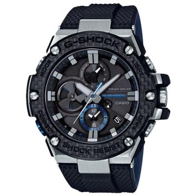 G-SHOCK 太陽能渦輪葉片設計智慧藍牙錶(GST-B100XA-1A)-53.8mm