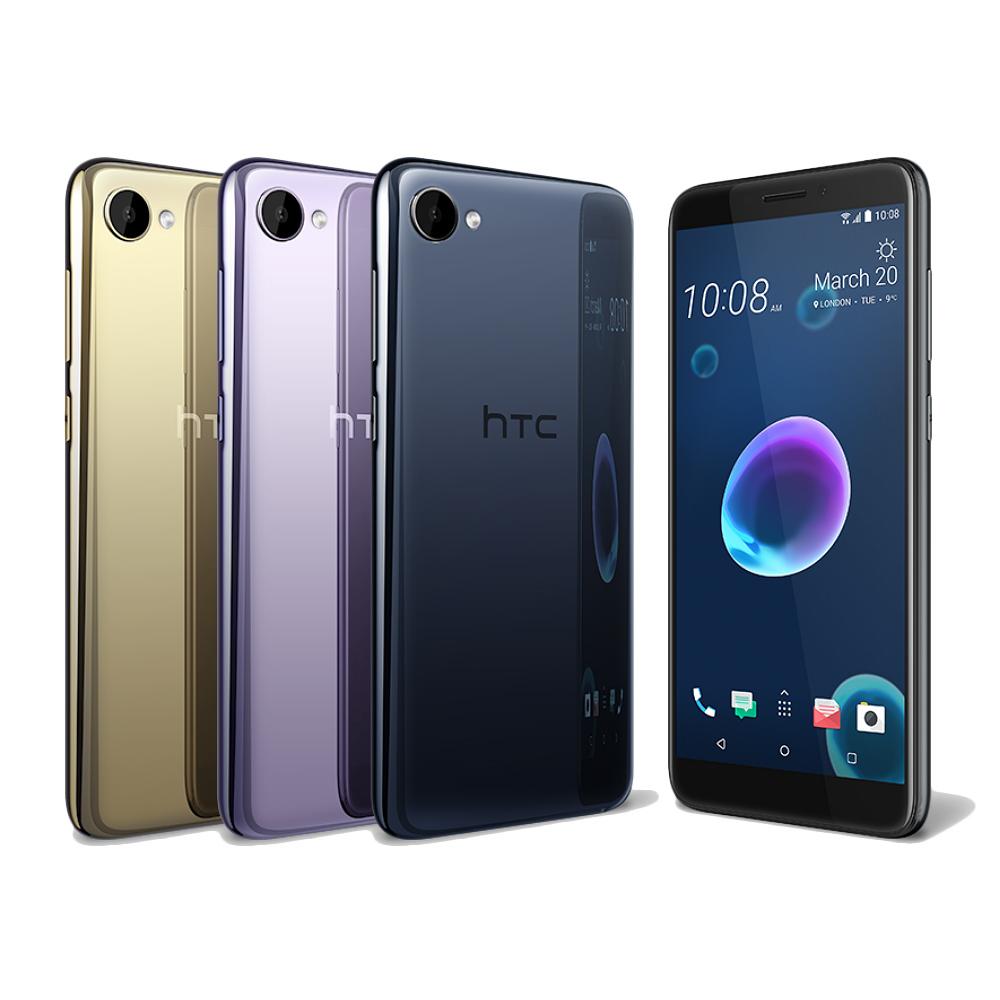 HTC Desire 12 (3G/32G) 5.5吋全螢幕雙卡機