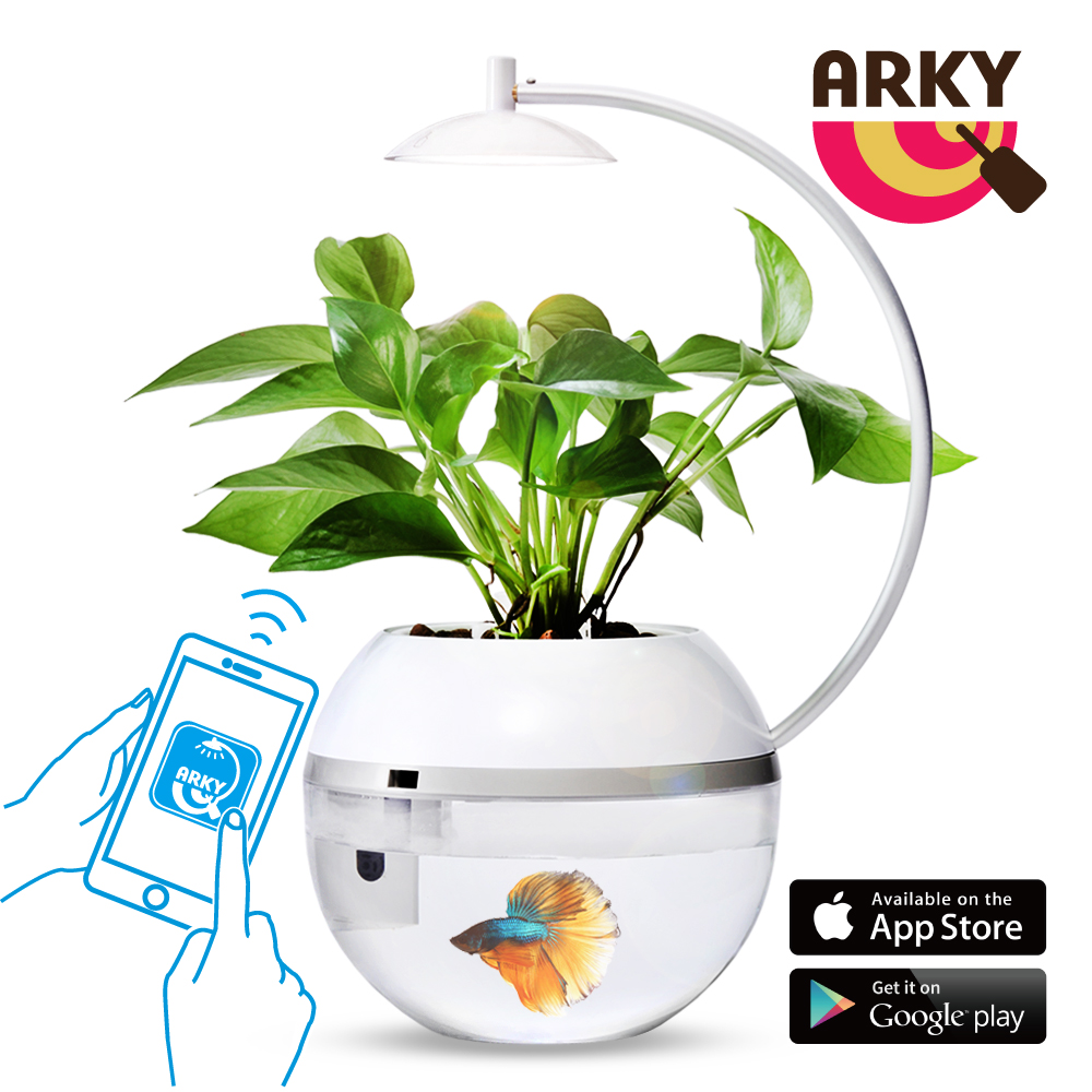 ARKY 香草與魚2.0智能版 Herb&Fish Connect.