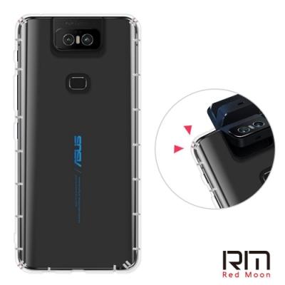 RedMoon Asus Zenfone 6 / ZS630KL 防摔透明TPU手機軟殼