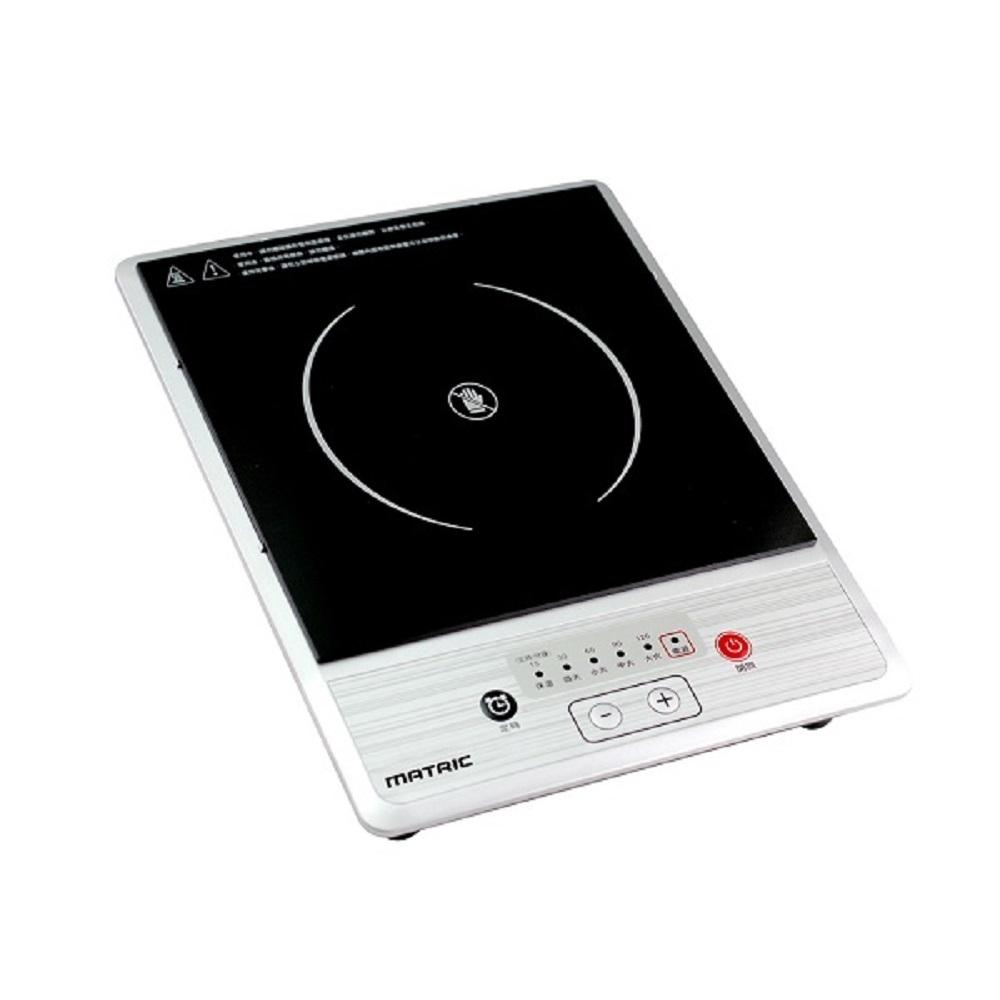 松木 MATRIC 不挑鍋電陶爐 MU-HH1201 適用陶鍋、耐高溫玻璃鍋及各類金屬平底鍋具