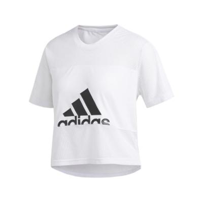 adidas T恤 BOS Mesh Tee 休閒 女款