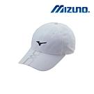 MIZUNO 美津濃 運動路跑帽 白 J2TW950001P