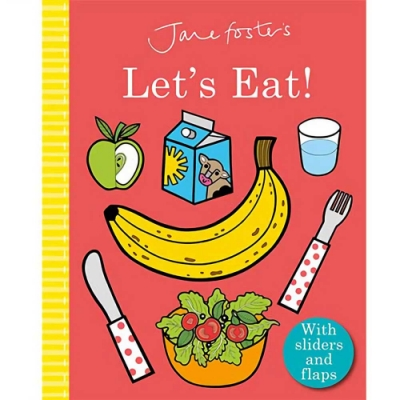 Jane Foster s Let s Eat! 動手做飯操作書