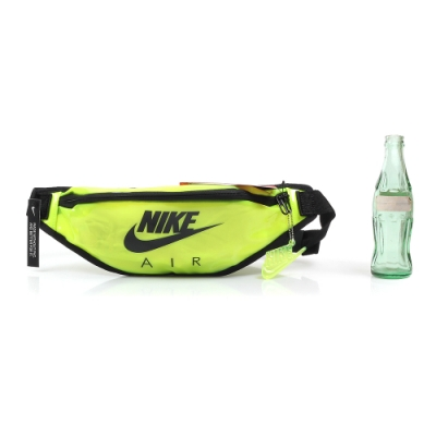 NIKE HERITAGE HIP PACK - CLEAR 運動腰包 CW9259-702
