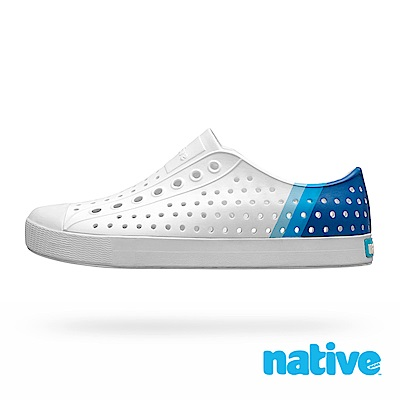native JEFFERSON 男/女鞋-藍色夏威夷