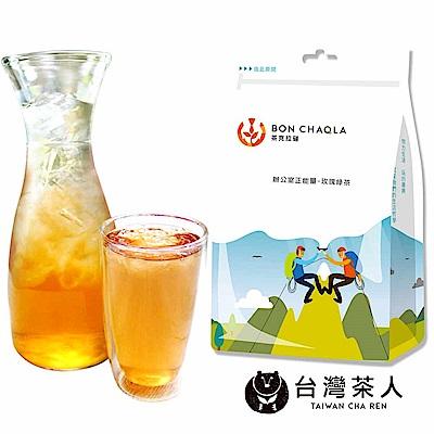 台灣茶人 辦公室正能量-玫瑰綠茶(25入/袋)