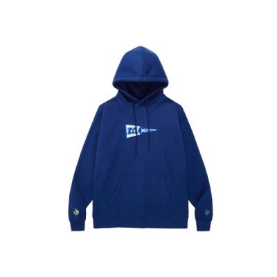 CACO-怪獸大學旗子帽T-男【UDI160】