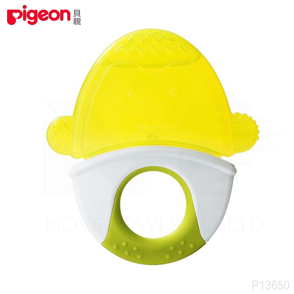 【任選】日本《Pigeon 貝親》冰涼固齒器(企鵝)