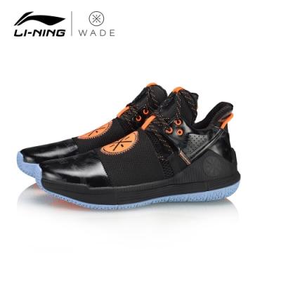 LI-NING 李寧 Wade韋德-影 籃球鞋 冷檀黑燿橙 (ABPQ007-4)