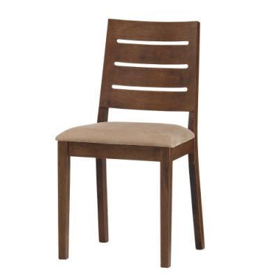 MUNA 吉恩餐椅(布)(實木)(1入)  46X52X86cm
