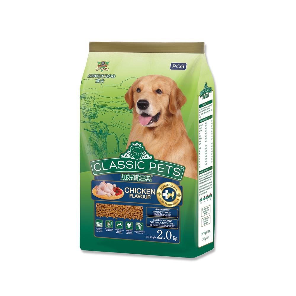 Classic Pets 加好寶乾狗糧 – 雞肉口味 2kg @ Y!購物