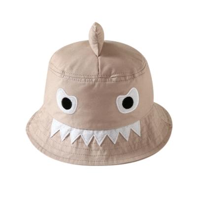 Baby童衣 韓版兒童帽子卡通恐龍盆帽 搞怪漁夫帽 88287