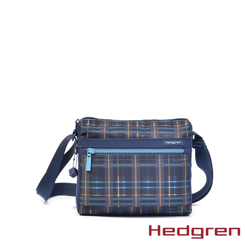 【Hedgren】科技線多夾層收納斜背包 – HIC176 EYE