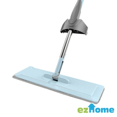 EZ HOME 免洗手刮刮樂平板拖把