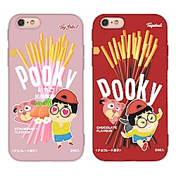 【TOYSELECT】iPhone 6/6s Plus 拓伊玩玩零食系列手機殼