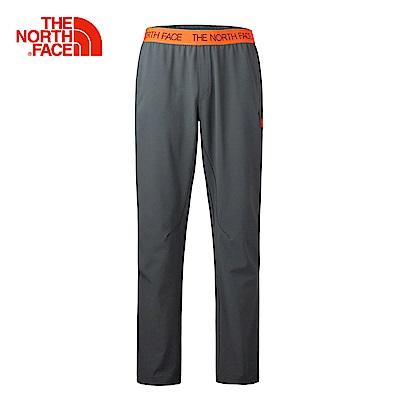 The North Face北面男款輕便防潑水舒適長褲|3GJC0C5