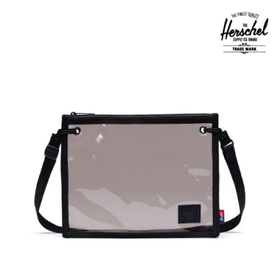 【Herschel】Alder 斜背包-黑煙