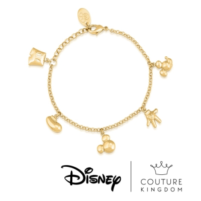 Disney Jewellery by Couture Kingdom迪士尼米奇墜飾手鍊