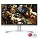 LG 27吋AH-IPS 4K 廣視角電競螢幕27UL550-W product thumbnail 1