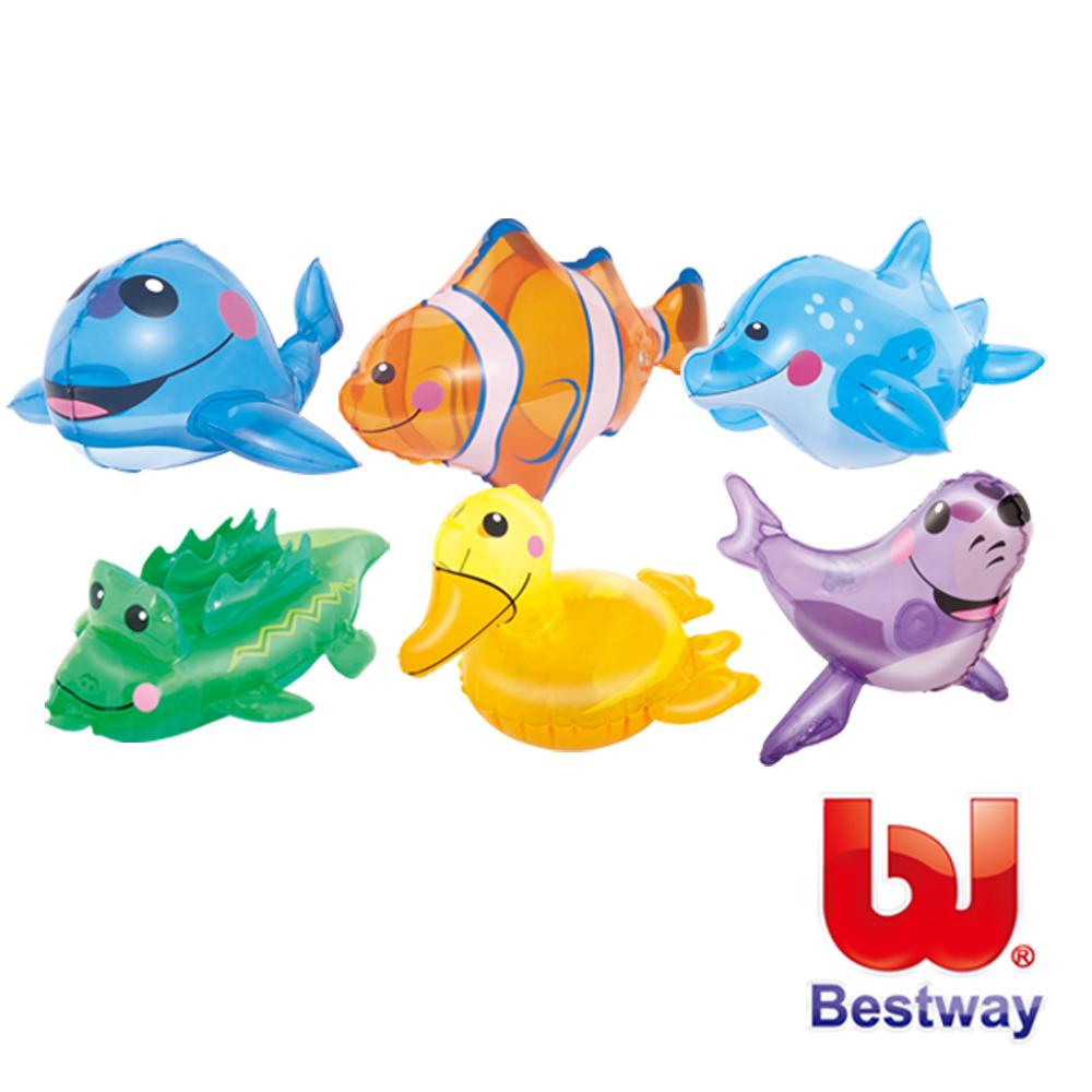 隨機出款-凡太奇 Bestway 海洋生物水中玩具 34030B - 速