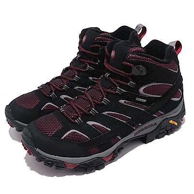 Merrell 戶外鞋 Moab 2 Mid GTX 男鞋