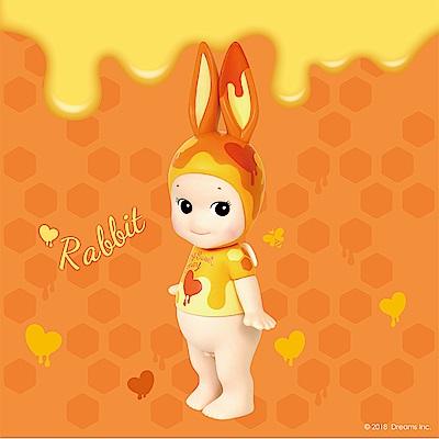Sonny Angel 藝術家系列蜜糖甜心限定版大型公仔-甜心兔兔