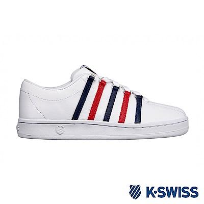 K-SWISS Classic 88 Heritage運動鞋-男-白/藍/紅