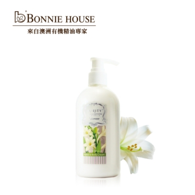 Bonnie House 極緻純淨香水百合柔膚乳300ml