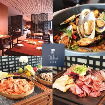 (日月潭)涵碧樓酒店東方餐廳2人自助式下午餐(2021)